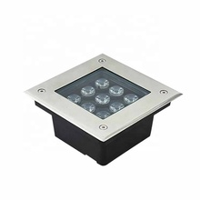 Recessed Wall Outdoor Led Step Light Professional