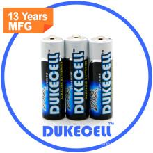 Neue frische Lr6 Größe AA Am3 1.5V Batterie