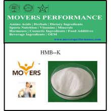 Bêta-hydroxy-bêta-méthylbutyrate de potassium (HMB-K)