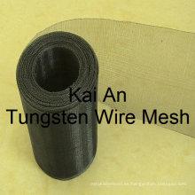 DIA 0,1 mm 30 malla Tungsteno malla / Tungsteno tejido malla / pantalla de tungsteno ---- 35 años de fábrica