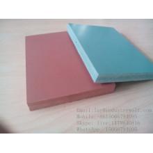 Tablero de la muestra del PVC, tablero impermeable de la espuma del PVC de Celuka de los 4ft los x8ft