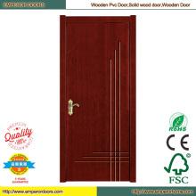 MDF portes porte MDF PVC Aluminium