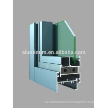 Perfil de aluminio de bajo precio