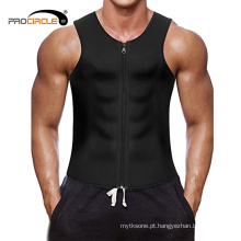 Atacado Body Shaper Neoprene Men Trainer Cintura Vest