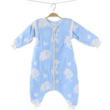 Pijamas de algodão 100% algodão muito respirável e Skincare