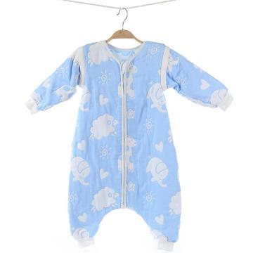 100% Baumwolle Baby Pyjamas Sehr atmungsaktiv und hautfreundlich