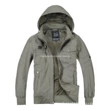 2013 Man Casual Cotton Hoody Jacket