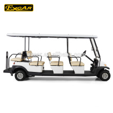 8 passengers electric golf cart bus, electric bus,mini electric car