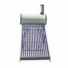 Hot Selling Non pressure Solar Keymark Certification Non pressure Heater Solar Water