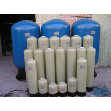 Chunke FRP Water Septic Tank for Water Treatment Plant