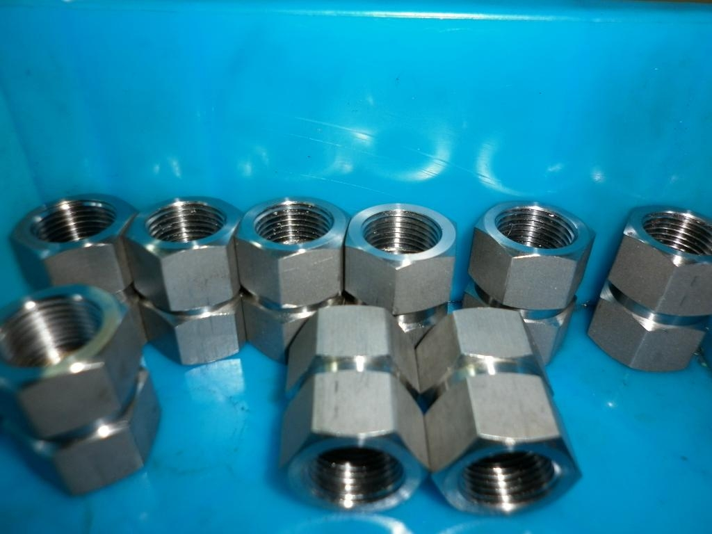 Carbon Steel NIPPLE As Per A105 according to ASME B16.11