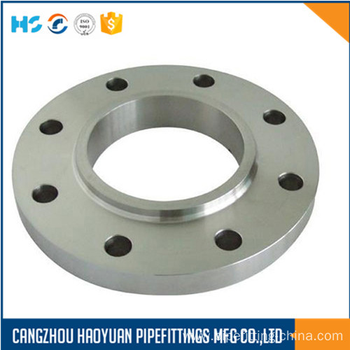 ASTM A105 2500# slip-on flanges