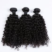Grande estoque de Preços por Atacado Brasileiro Curly Humano Weave do cabelo
