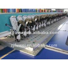 Machine de broderie de lentilles simples à grande vitesse (FW456) haute vitesse