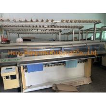 Kauo Heng Kh-323DJ -14 Gauge 60′ and 80′ with Sami Jacquard Flat Knitting Machine