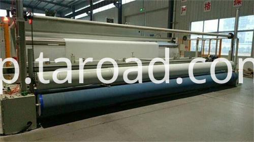 High strength Polypropylene Non woven geotextile fabric