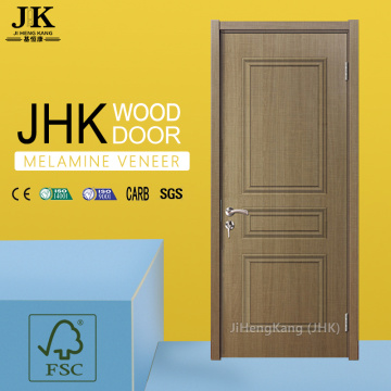 JHK-Room Melamine Molded Door Panel Fancy Wood Door Design