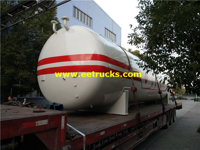 LPG Station Tanks