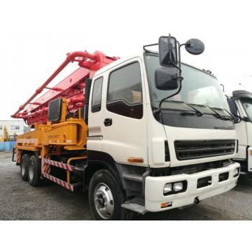 Remanufactured 37m Sany ISUZU pump truck
