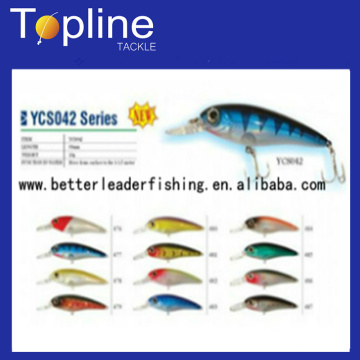 High Quality Artificial Bait with Various Style Fishing Lure