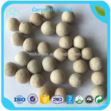 Top Quality Ceramsite Sand / Foundry Sand 0.1-10mm