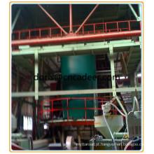 Geomembrana de alta qualidade do HDPE de 2mm para fundações