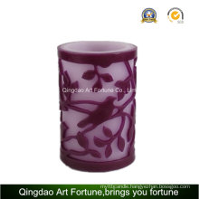 Flameless LED Wax Candle with CE, RoHS Ceftificated