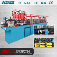 Light keel metal sheet roll forming equipment