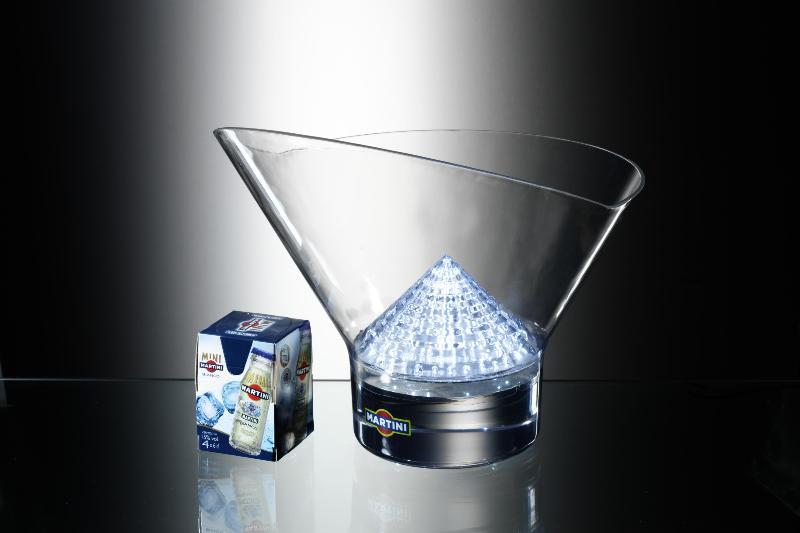 Martini ice Bowl