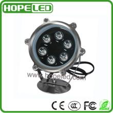 Waterproof IP68 6W LED Underwater Light / LED Pool Light