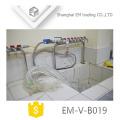 EM-V-B019 1/2 inch Nickel plated Brass outdoor tap