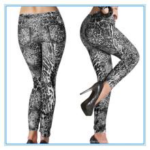 OEM Digital Printing Women's Leggings Seamless Style