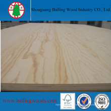 18mm Radiata Pine Plywood with WBP Glue for Construction