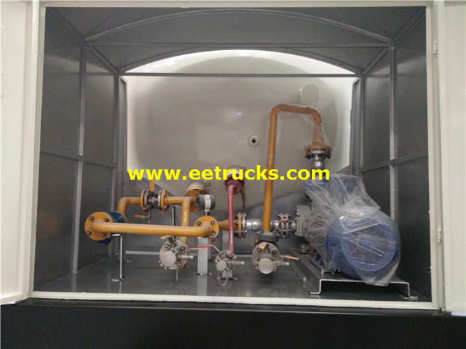 LPG Dispensing Tank Trailer