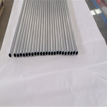 6063 T5 T6 L450mm Tube rond anodisé