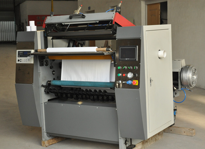 thermal paper fax paper slitting machine