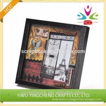 Искусство и ремесло поставщик стенд деревянная рамка