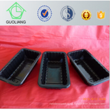 America Market Popular Wholesale Vacuum Forming Meat&Food Industry Use Frozen Food Tray Packaging for Meat, Seafood