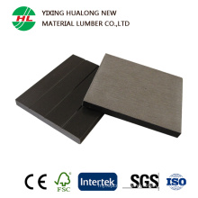 Solid WPC Decking for Landscape (HLM124)