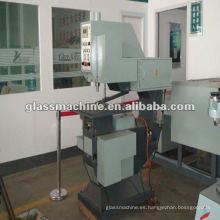 cabeza doble semiautomático de vidrio perforación machineYZZT-Z-220
