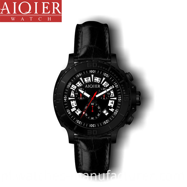 Military waterproof sports watch