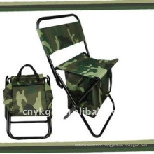 folding bag chair for garden, normal bag and cooler bag