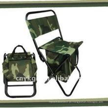 cadeira do saco de dobramento para o jardim, saco normal e saco mais frio