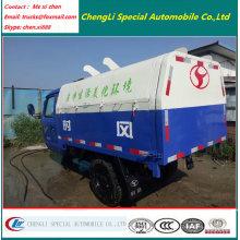 Mini Pequeno 2000liters Arm Roll Container Caminhão De Lixo