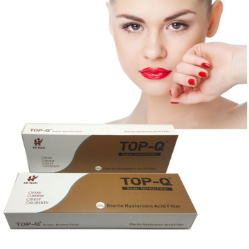 TOP-Q 10 Ml dermal filler injectable hyaluronic acid for face anti-rides