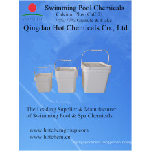 Bulk Calcium Chloride with Reach for Swimming Pool Use