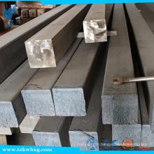 Barre carrée à brosse en acier inoxydable SUS 310S