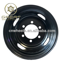 16x6.5J Steel Wheel for light truck