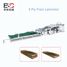 Innovo 5 Ply flute laminating machine