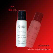 Gel de nettoyage de haute qualité pour maquillage permanent